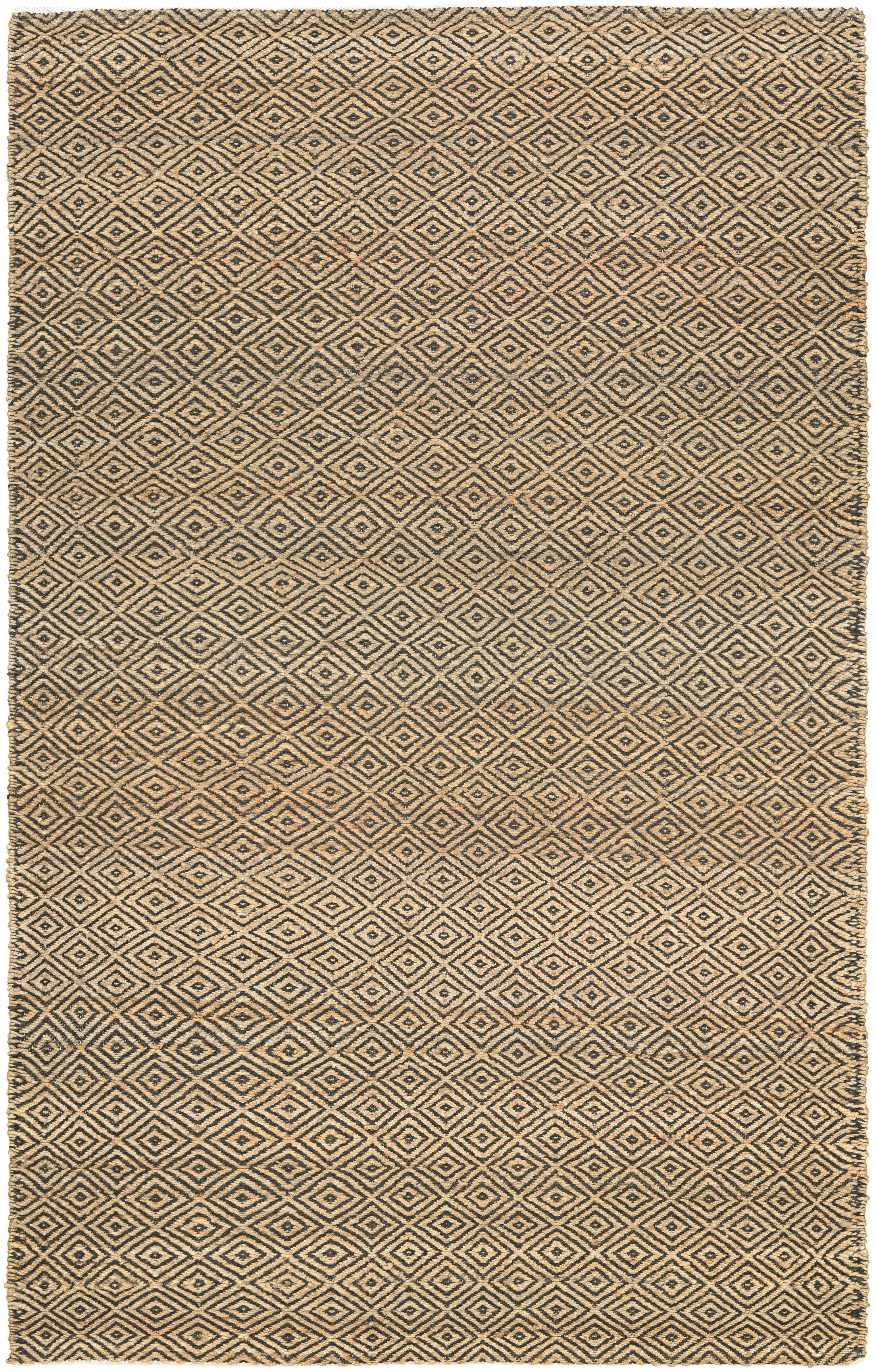Uhlig Hand-Woven Linen Area Rug Rug Size: Rectangle 3'5