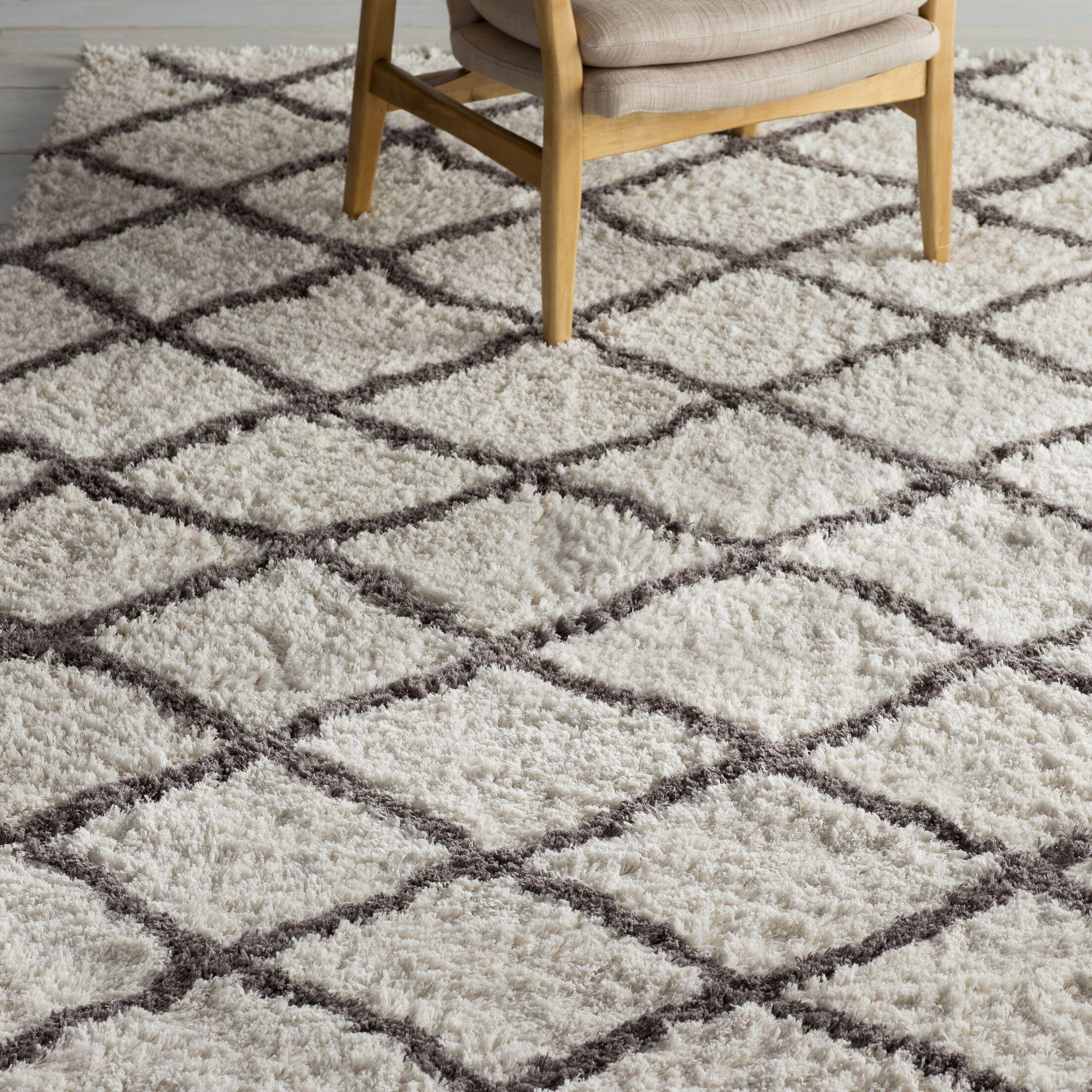 Kenley Area Rug Rug Size: Rectangle 4' x 6'