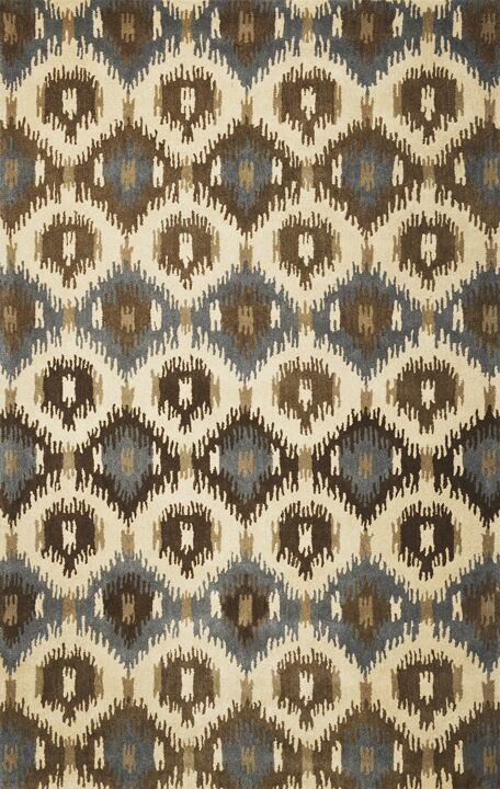 Jagger Ivory Allover Mosaic Area Rug Rug Size: 5' x 8'