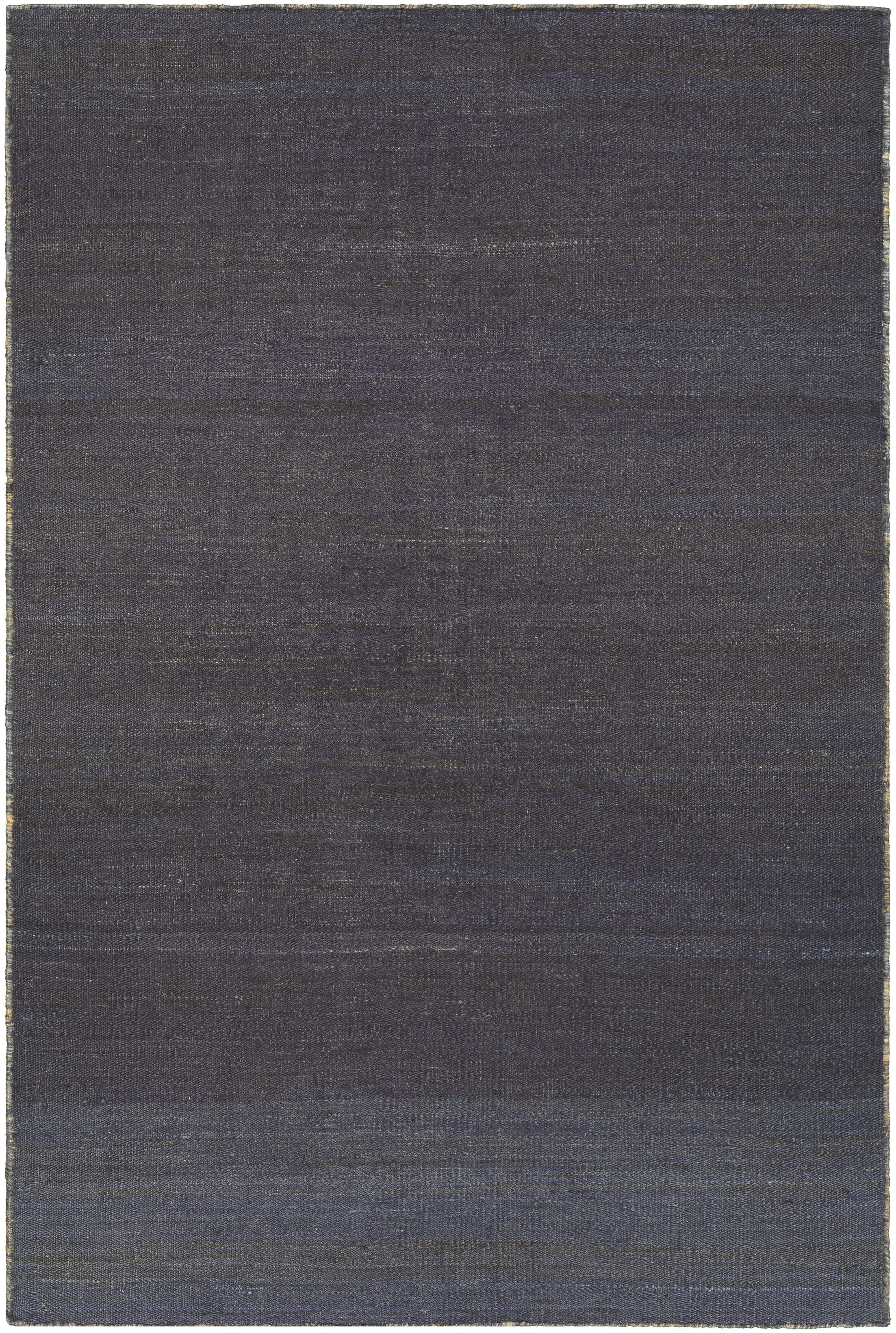 Uhlig Hand Woven Cotton Gray Area Rug Rug Size: Rectangle 5'3