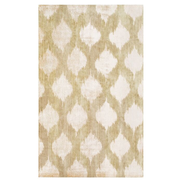 Norwell Ivory Area Rug Rug Size: Rectangle 2' x 3'