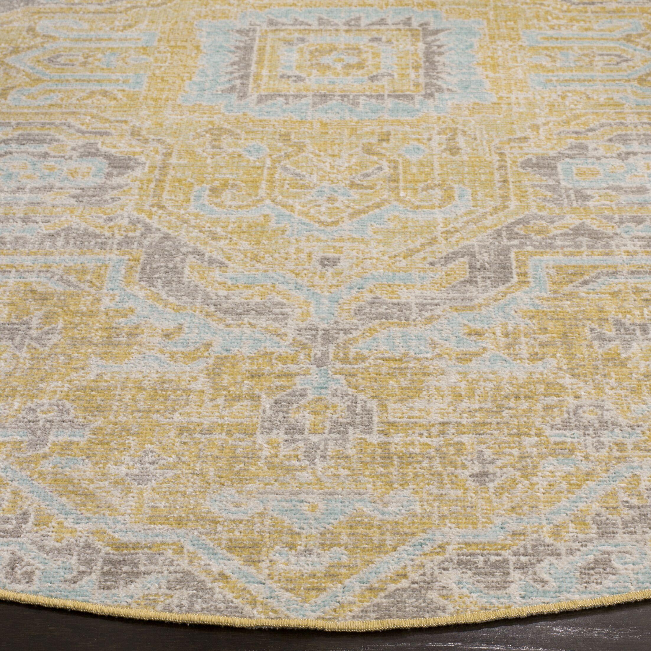 Chauncey Light Gray Area Rug Rug Size: Rectangle 3' x 10'