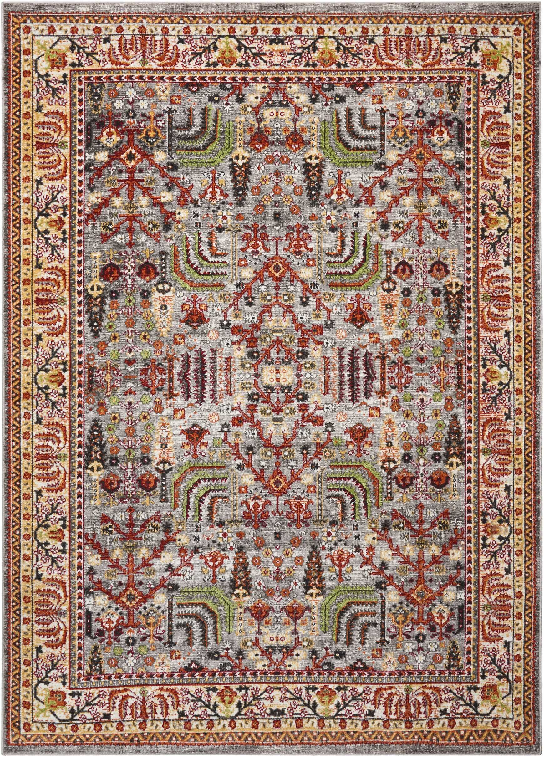 Dover Area Rug Rug Size: Rectangle 5'3