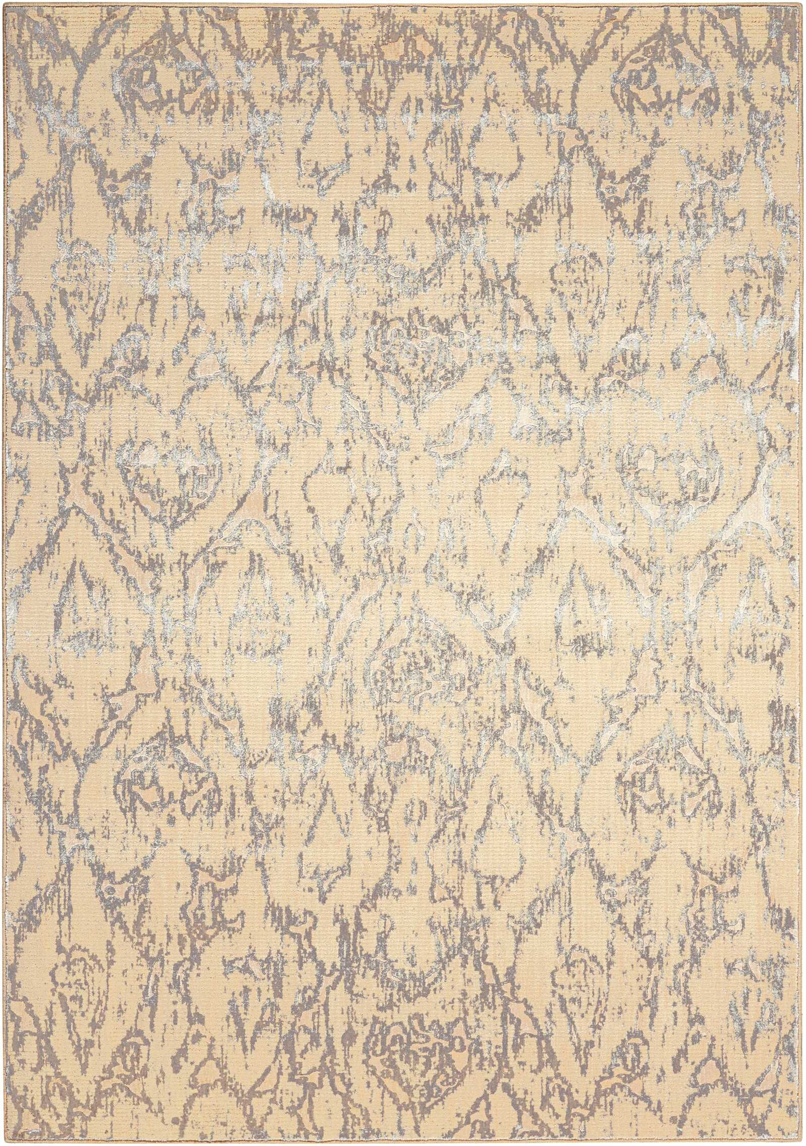 Shaima Bone Area Rug Rug Size: Rectangle 9'6