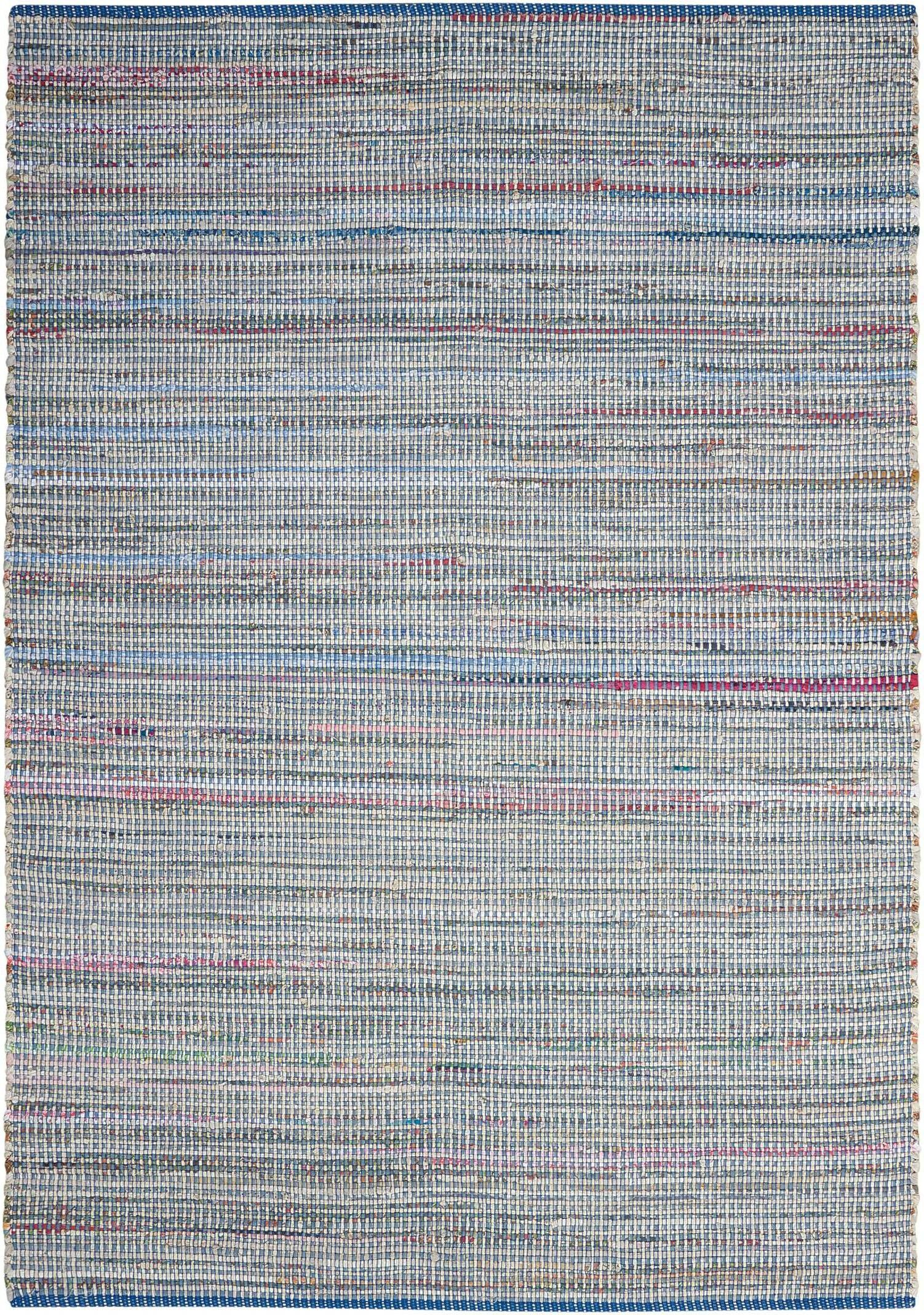 Bryce Canyon Hand-Woven Denim Area Rug Rug Size: Rectangle 5' x 7'