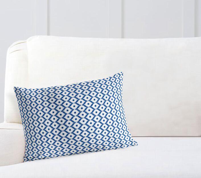 Ginnie Lumbar Pillow Size: 18
