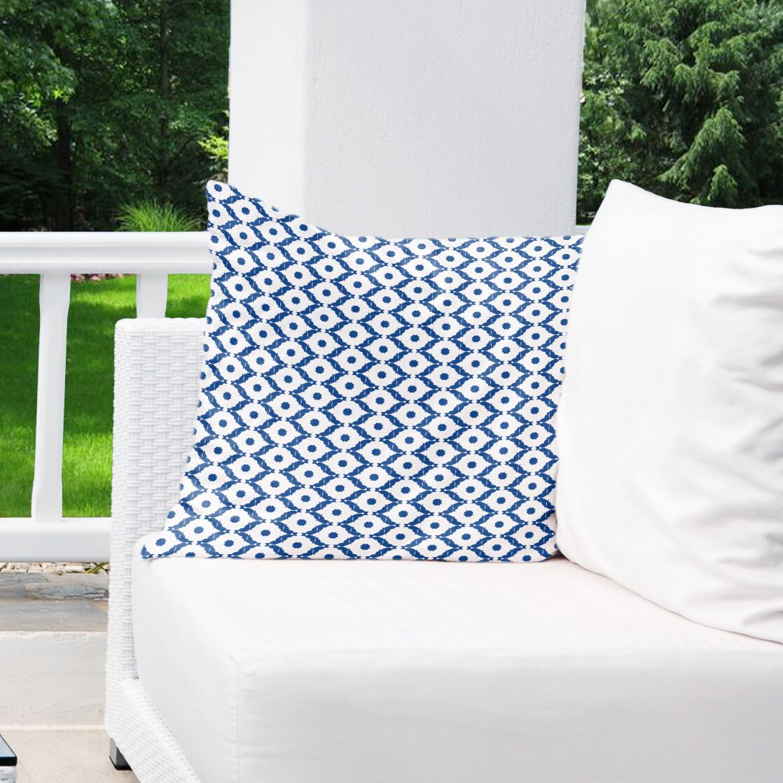 Ginnie Indoor/Outdoor Euro Pillow