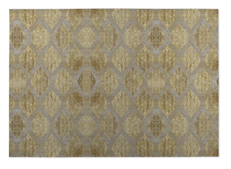 Elna Beige Indoor/Outdoor Doormat Mat Size: Rectangle 5' x 7'