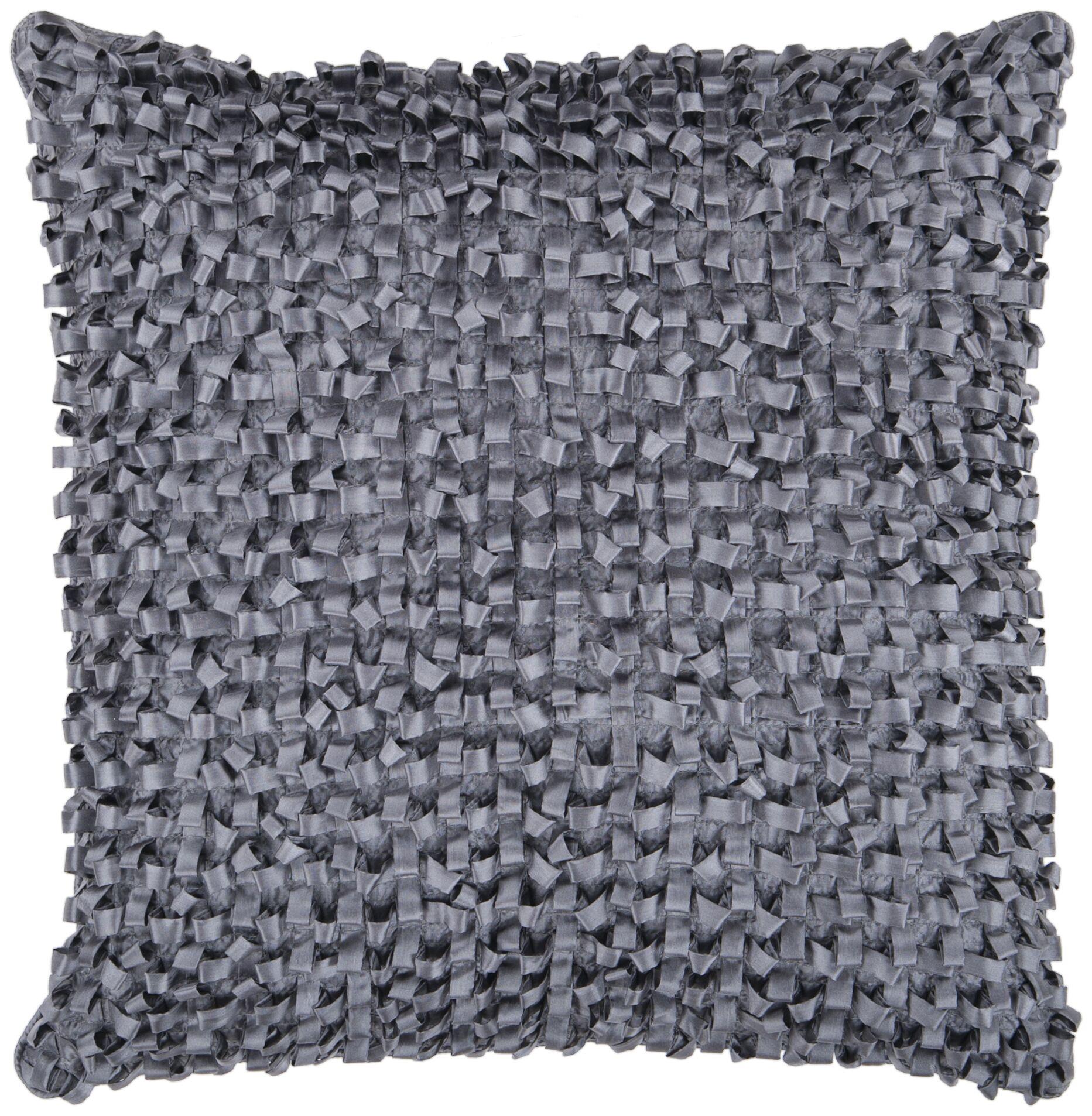 Raekwon Synthetic Throw Pillow Size: 22