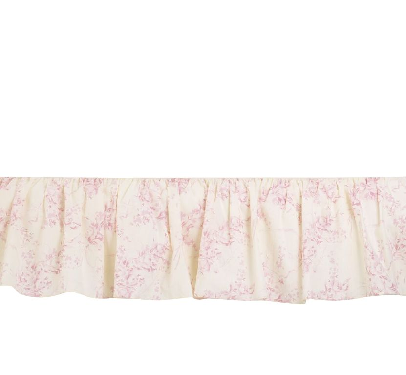 Sadie Bed Skirt Size: Full