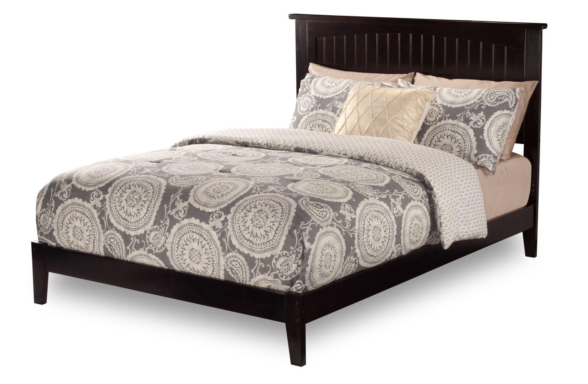 Benites Platform Bed Color: Espresso