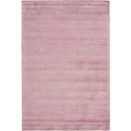 Cora Hand-Loomed Bright Purple/Khaki Area Rug Rug Size: Runner 2'6