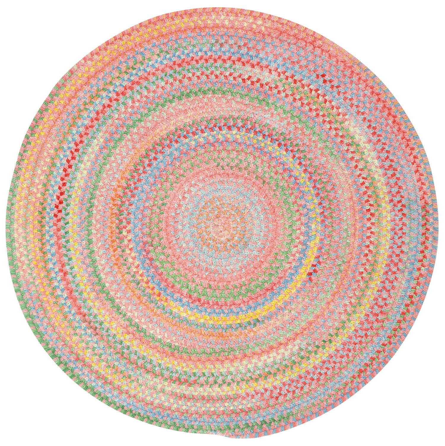 Melanie Variegated Area Rug Rug Size: Chairpad 1'3