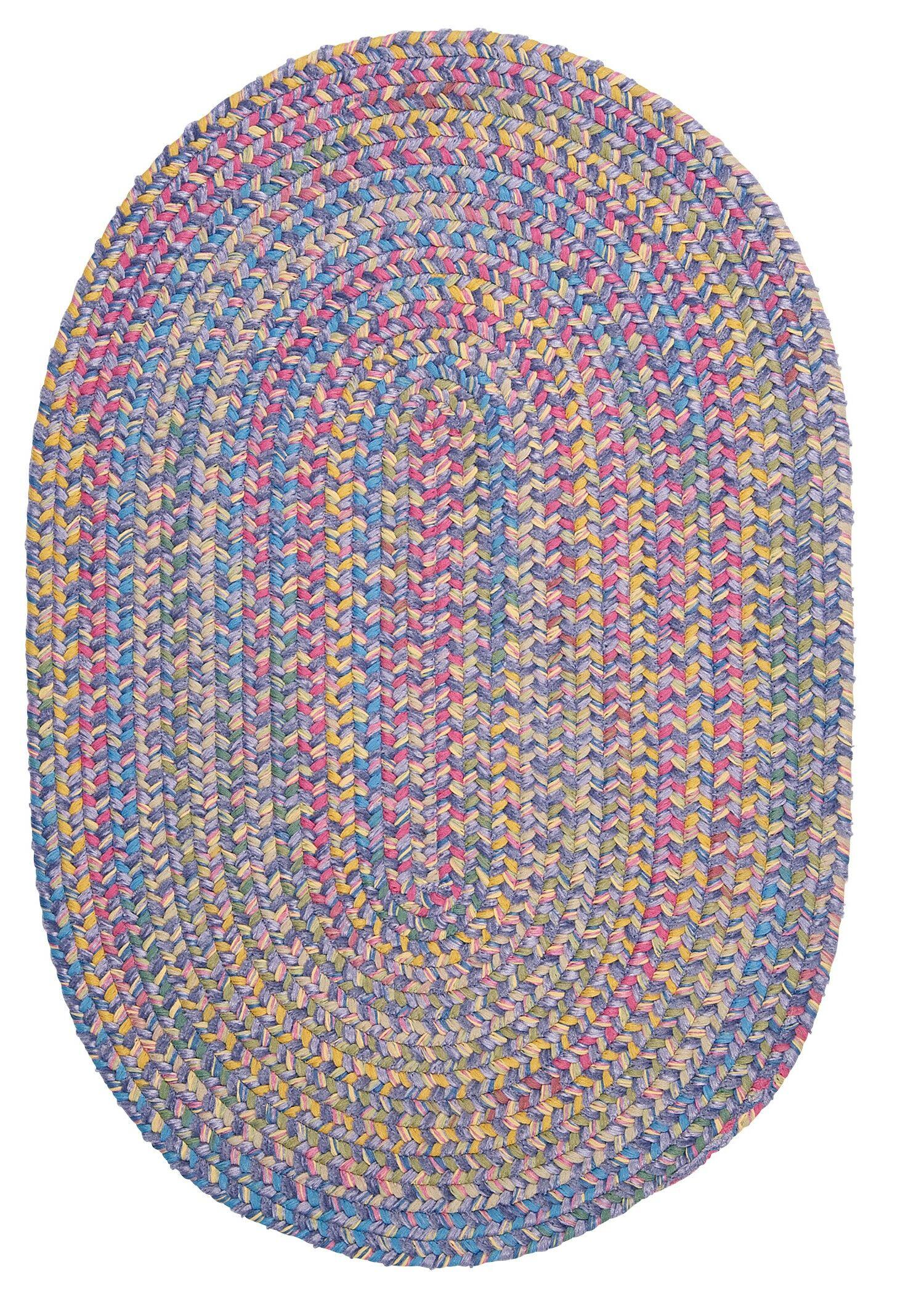 Oliver Area Rug Rug Size: Oval 7' x 9'