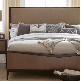 Coletta Upholstered Panel Bed Size: Queen
