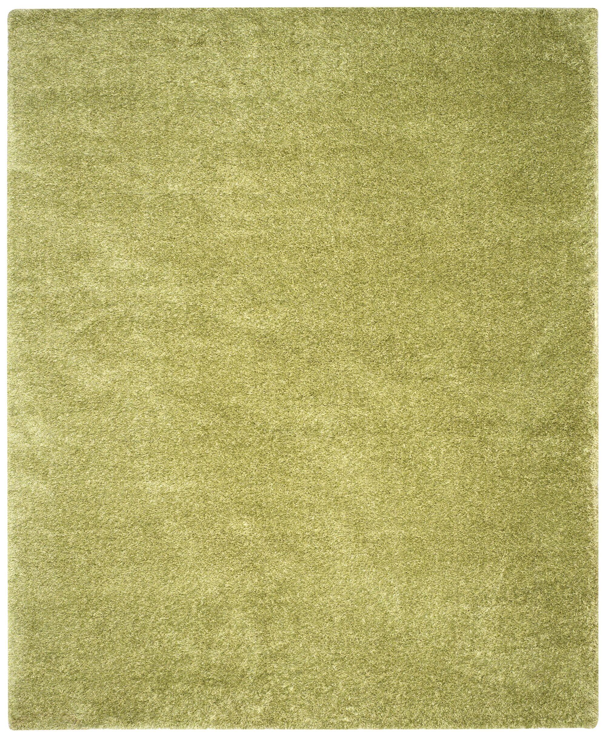 Davey Green Rug Rug Size: Rectangle 8' x 10'