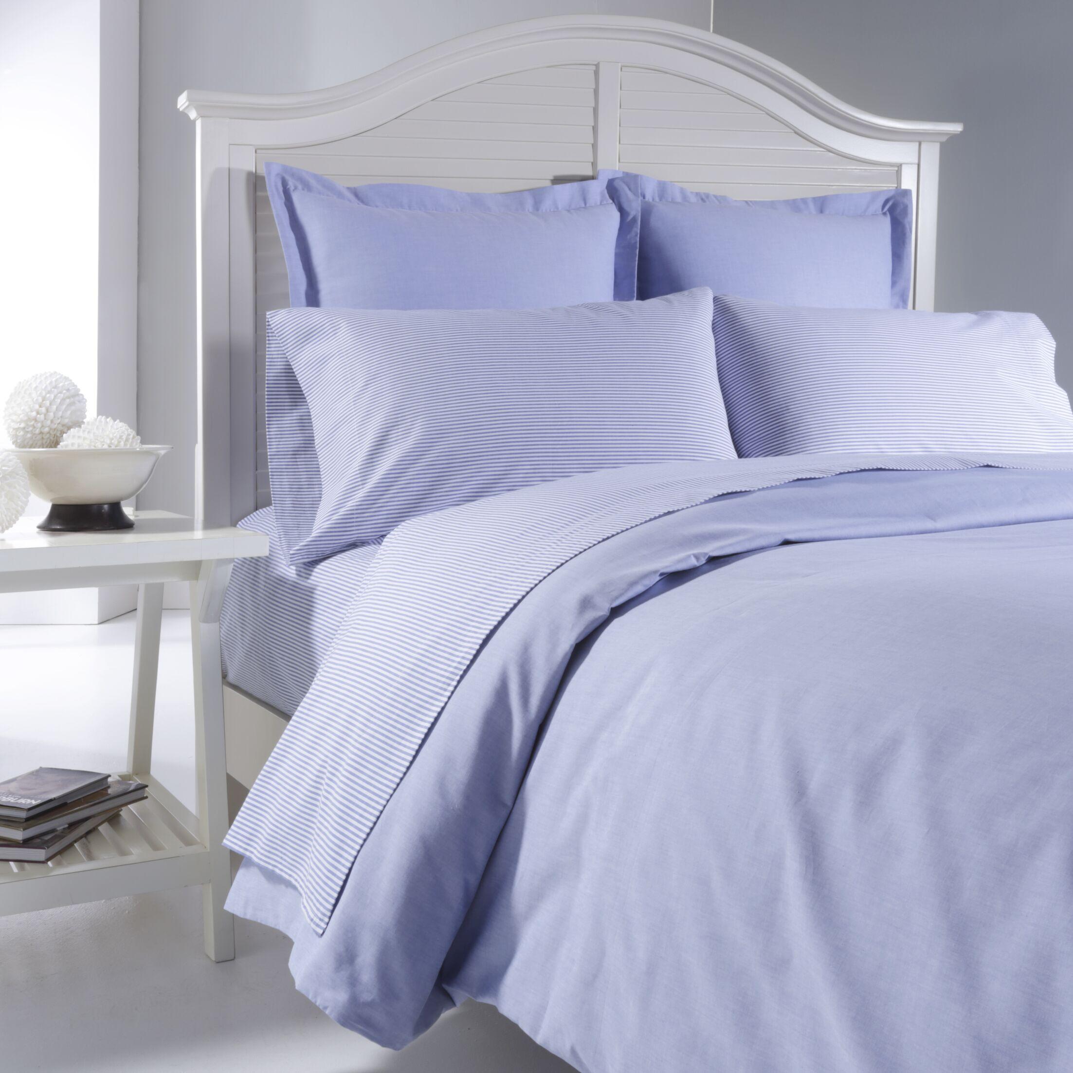 Kinney Sheet Set Color: Blue, Size: King