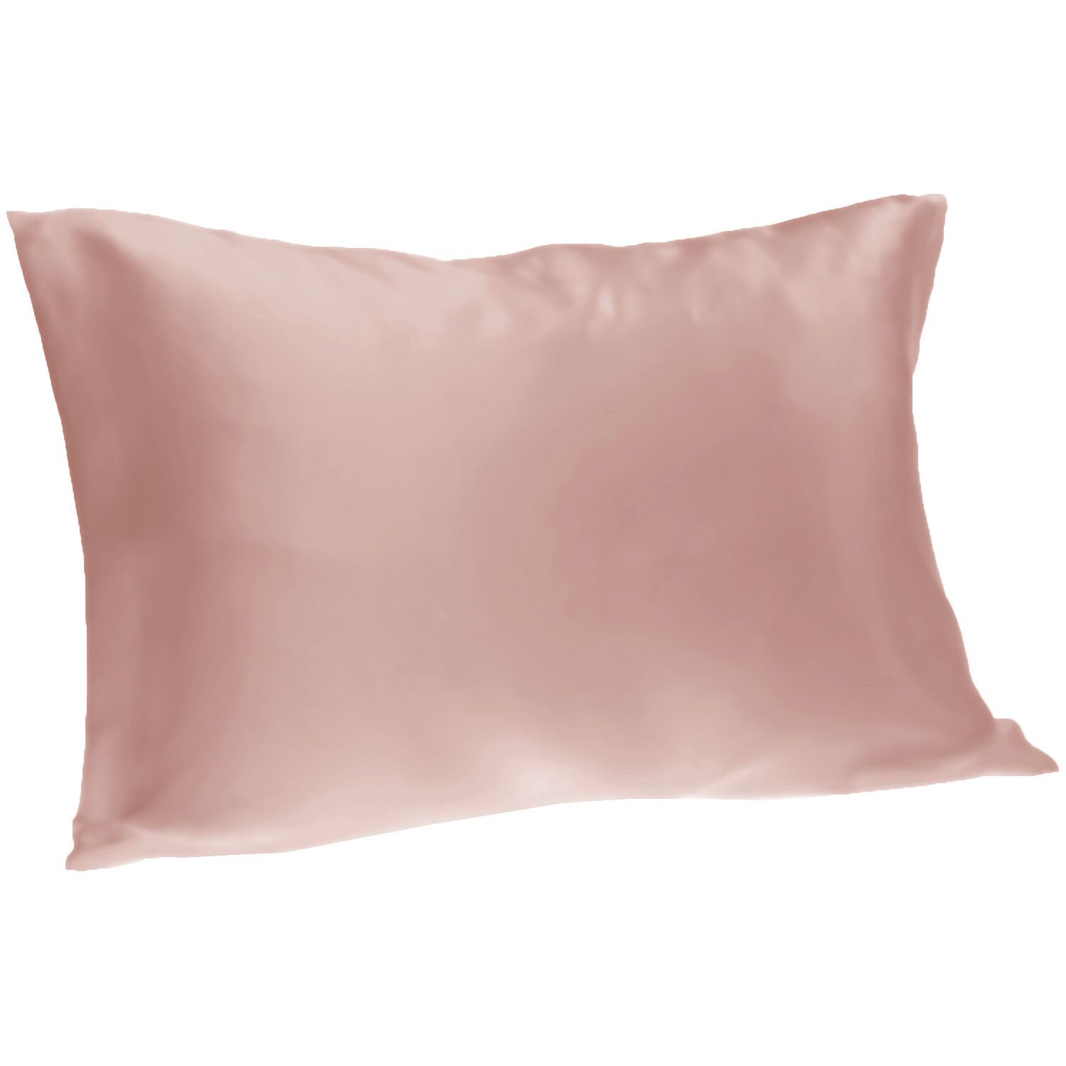Dale Pillowcase Size: Queen, Color: Blush