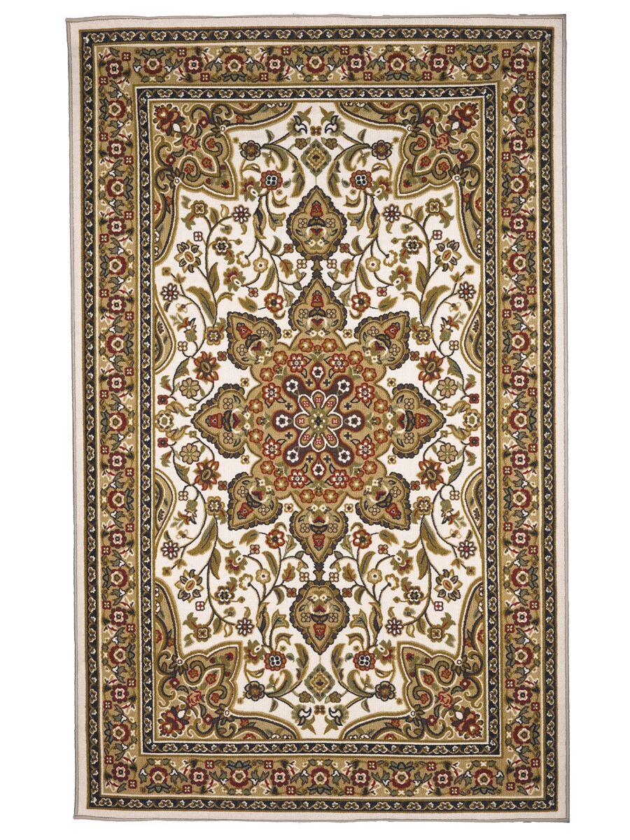 Burr Oriental Floral Area Rug Rug Size: 8' x 10'