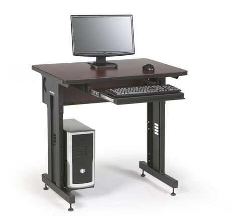 ACTT Height Adjustable Training Table Tabletop Finish: Folkstone, Size: 28-35