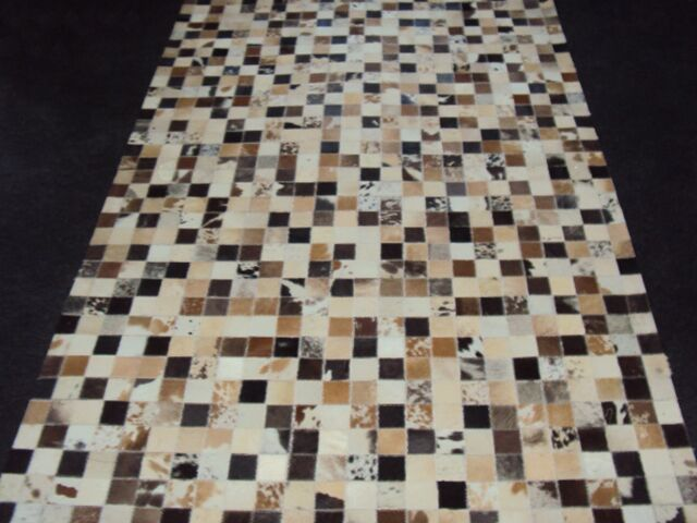 Patchwork Static III Multi-colored Area Rug Rug Size: Rectangle 3' x 5'