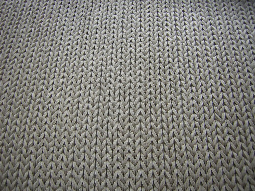 Braided Silver Area Rug Rug Size: Square 6'
