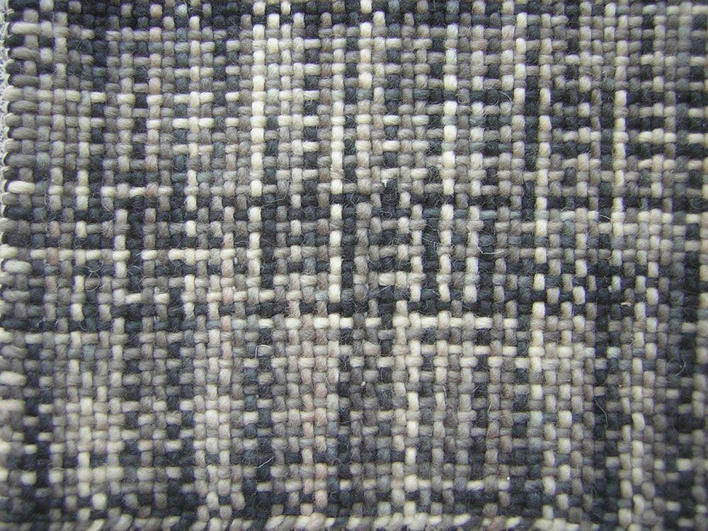 Ripple Gray Area Rug Rug Size: Rectangle 8' x 10'