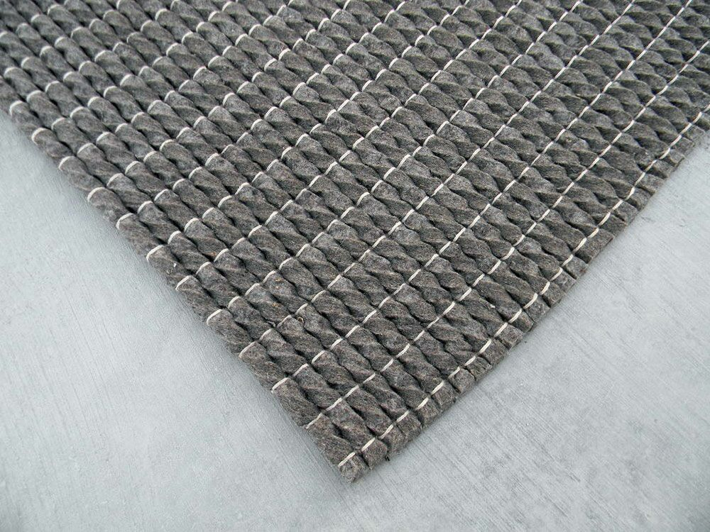 Tides Gray Area Rug Rug Size: Rectangle 6' x 8'