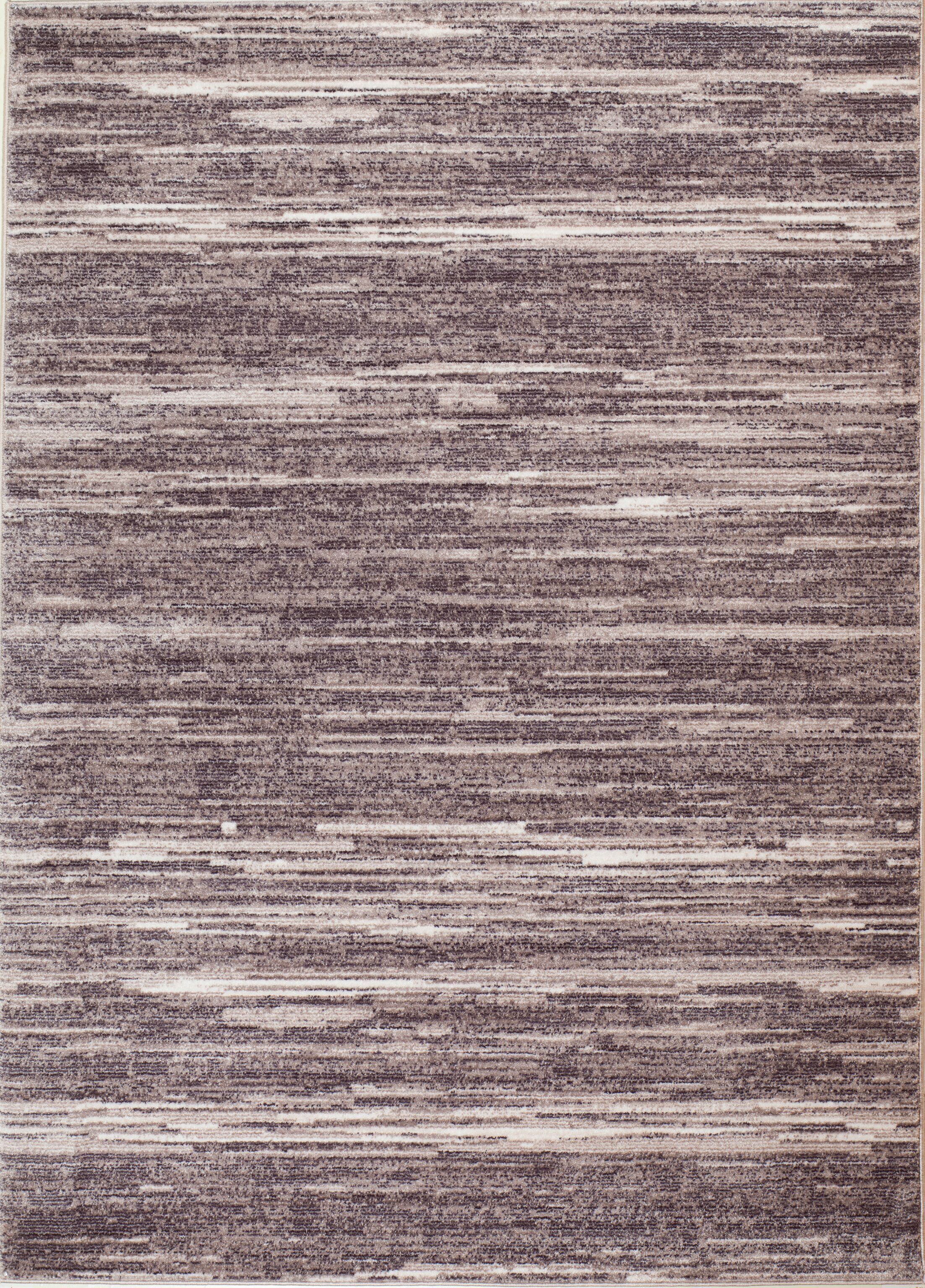 Jenkins Mirage Brown Area Rug Rug Size: Rectangle 2' x 3'