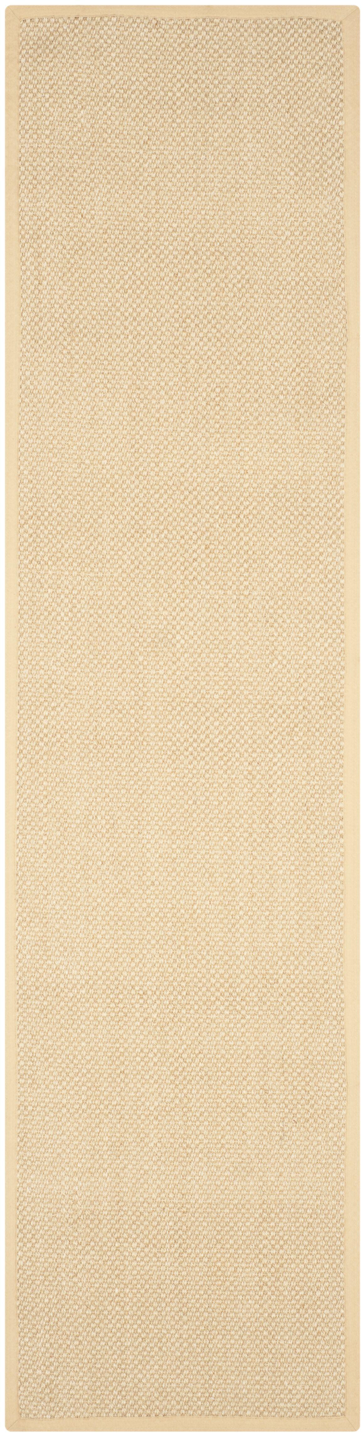 Greene Maize/Wheat Area Rug Rug Size: Runner 2'6