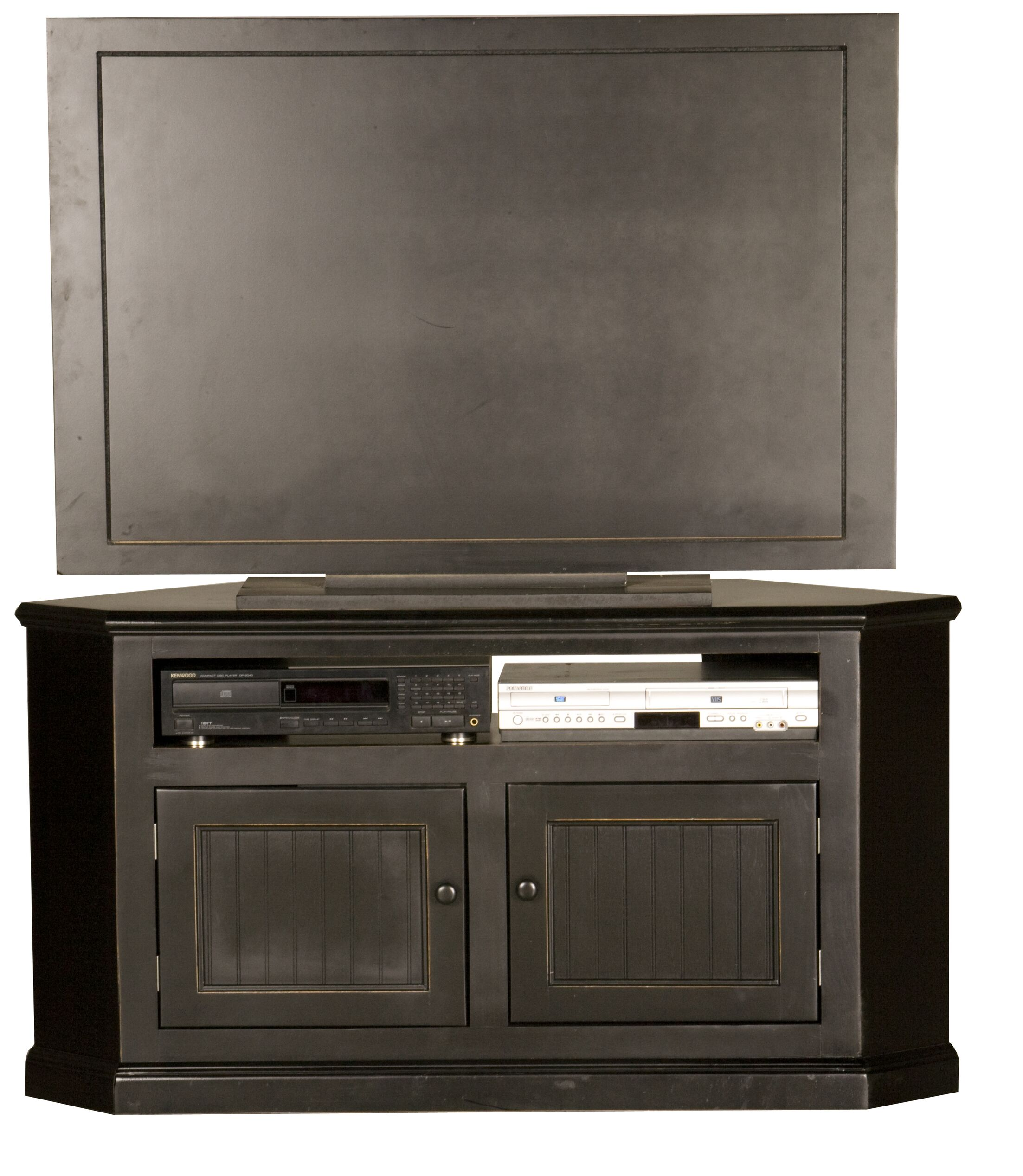 Didier Corner Unit TV Stand Finish: European Coffee 2