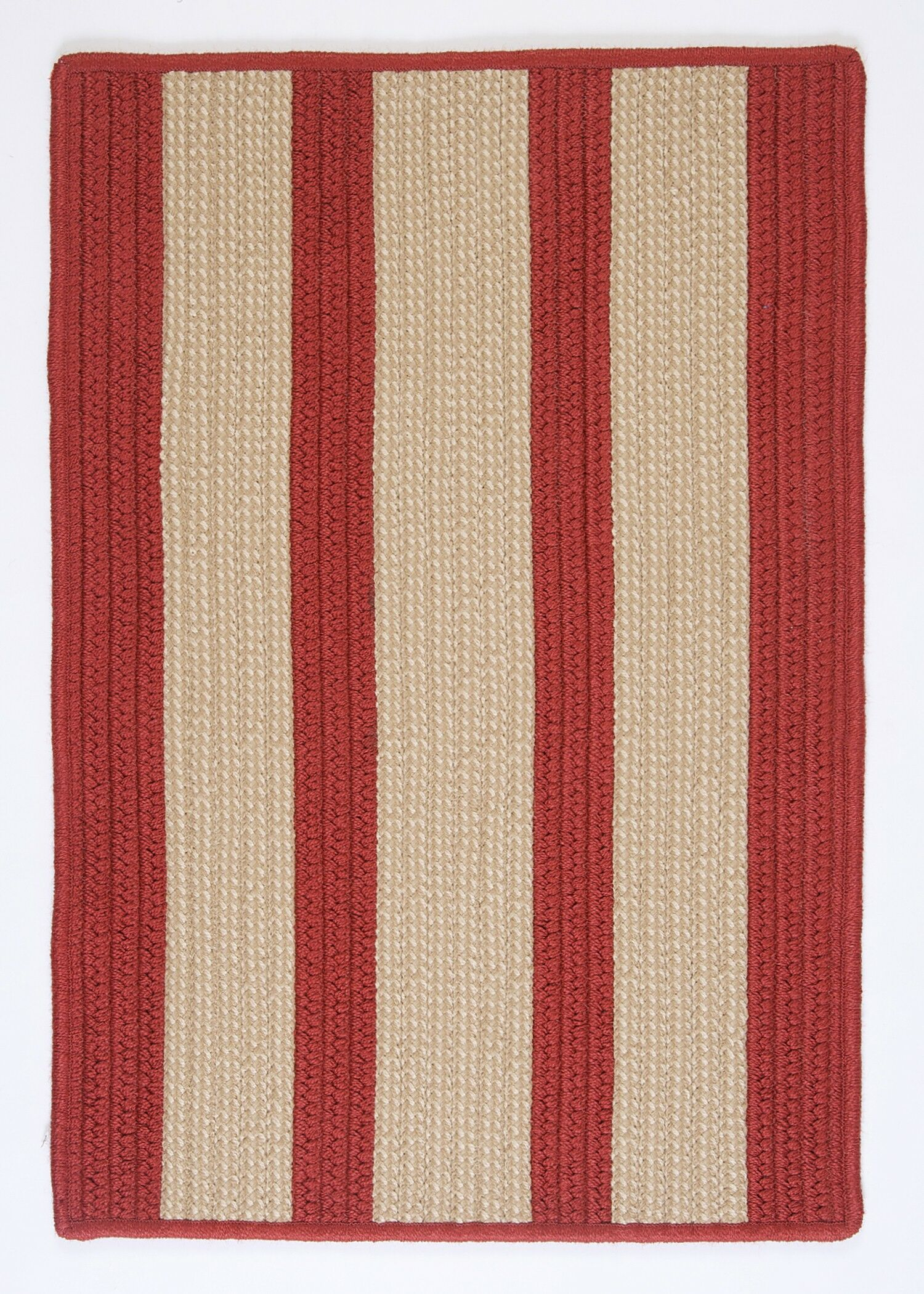 Seal Harbor Rust Red Indoor/Outdoor Area Rug Rug Size: Rectangle 12' x 15'