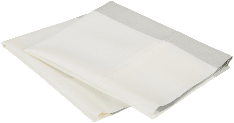 Ariel Pillowcase Color: White