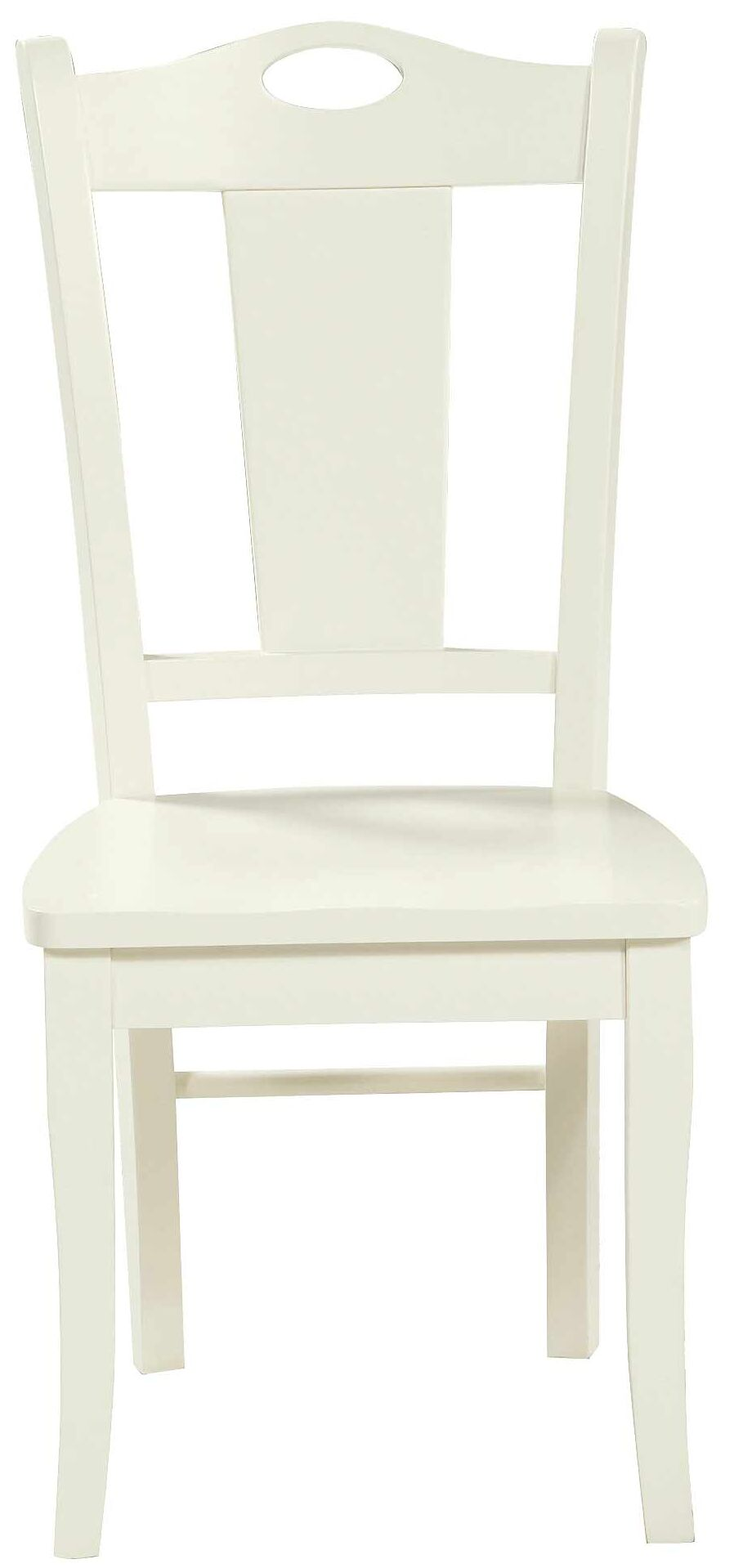 Kirby Cape Cod Side Chair Finish: White