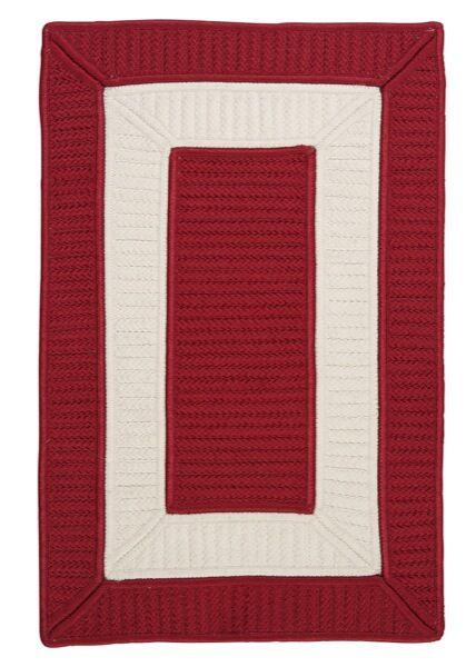 Kenton Red Indoor/Outdoor Area Rug Rug Size: Rectangle 8' x 11'