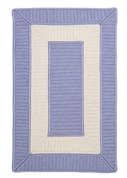 Kenton Purple Indoor/Outdoor Area Rug Rug Size: Runner 2' x 12'