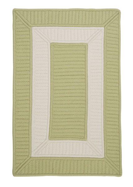 Kenton Green Indoor/Outdoor Area Rug Rug Size: Rectangle 2' x 4'