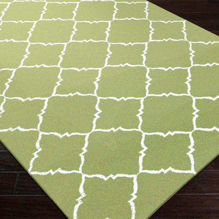 Highlands Geometric Area Rug Rug Size: Rectangle 5' x 8'
