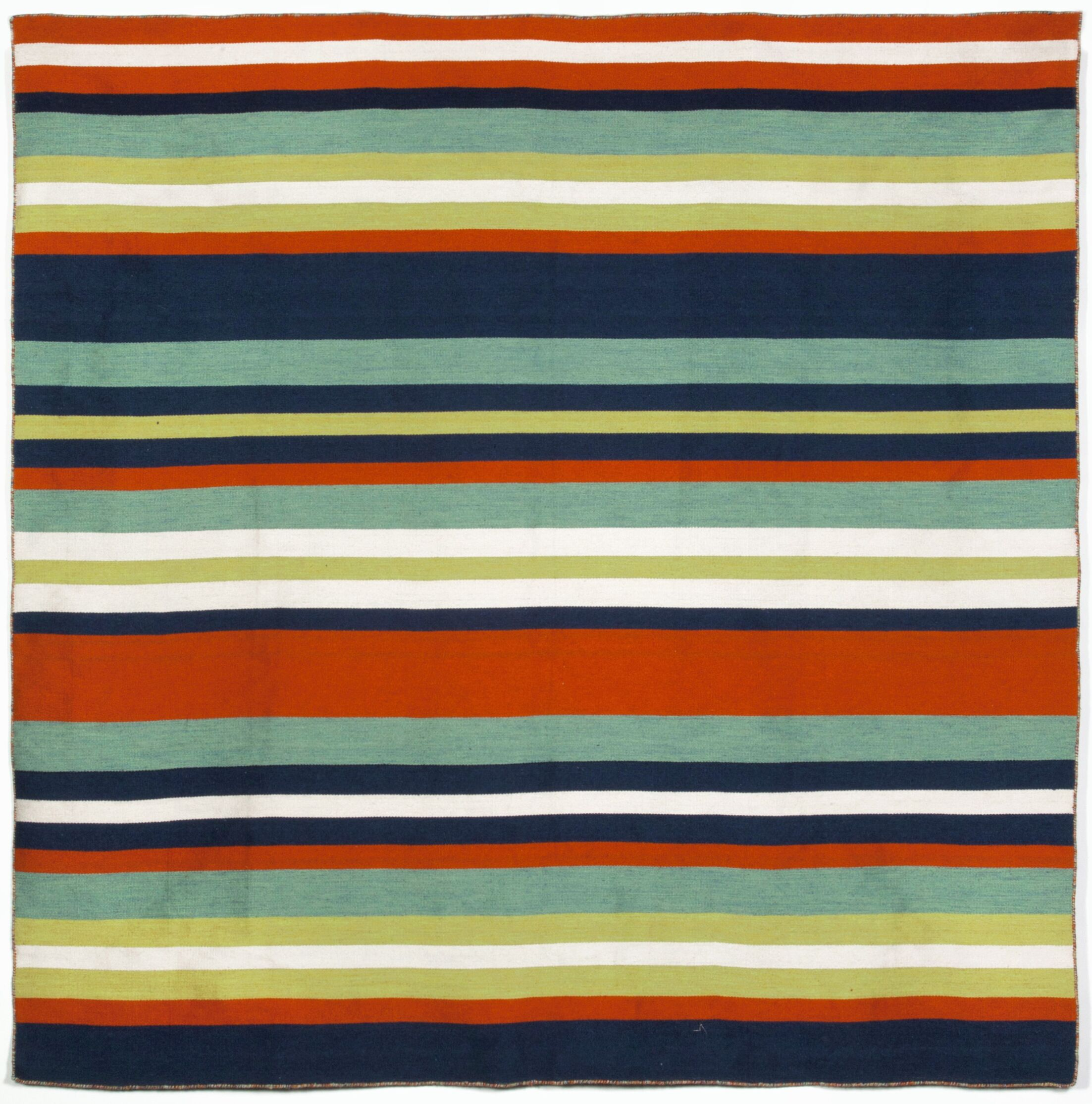 Ranier Hand-Woven Multi-Colored Indoor/Outdoor Area Rug Rug Size: Square 8'