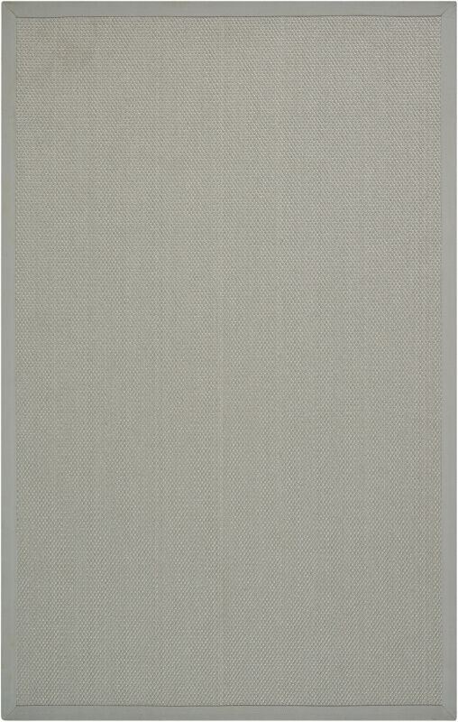 Seacor Gray Indoor/Outdoor Area Rug Rug Size: Rectangle 9' x 13'