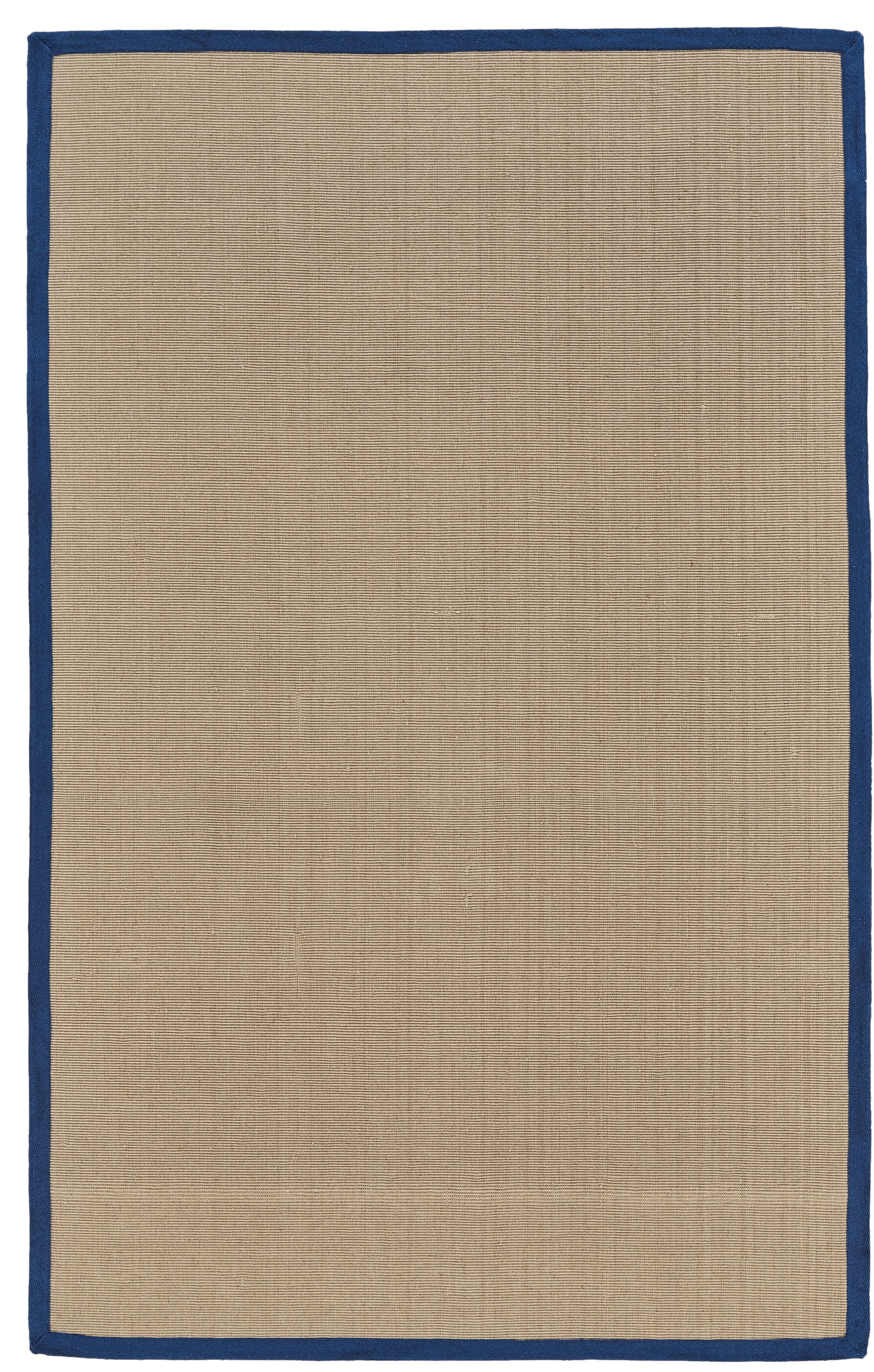 Ivydale Hand-Woven Blue Indoor Area Rug Rug Size: Rectangle 5' x 8'