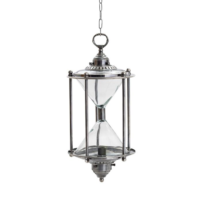 Wickson Hanging Hourglass Mini Pendant