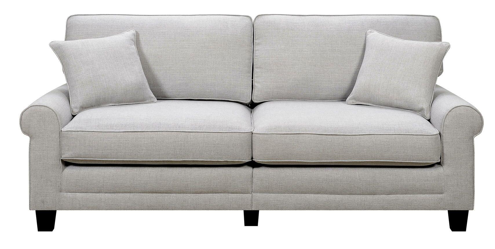 Buxton Sofa Upholstery: Light Gray