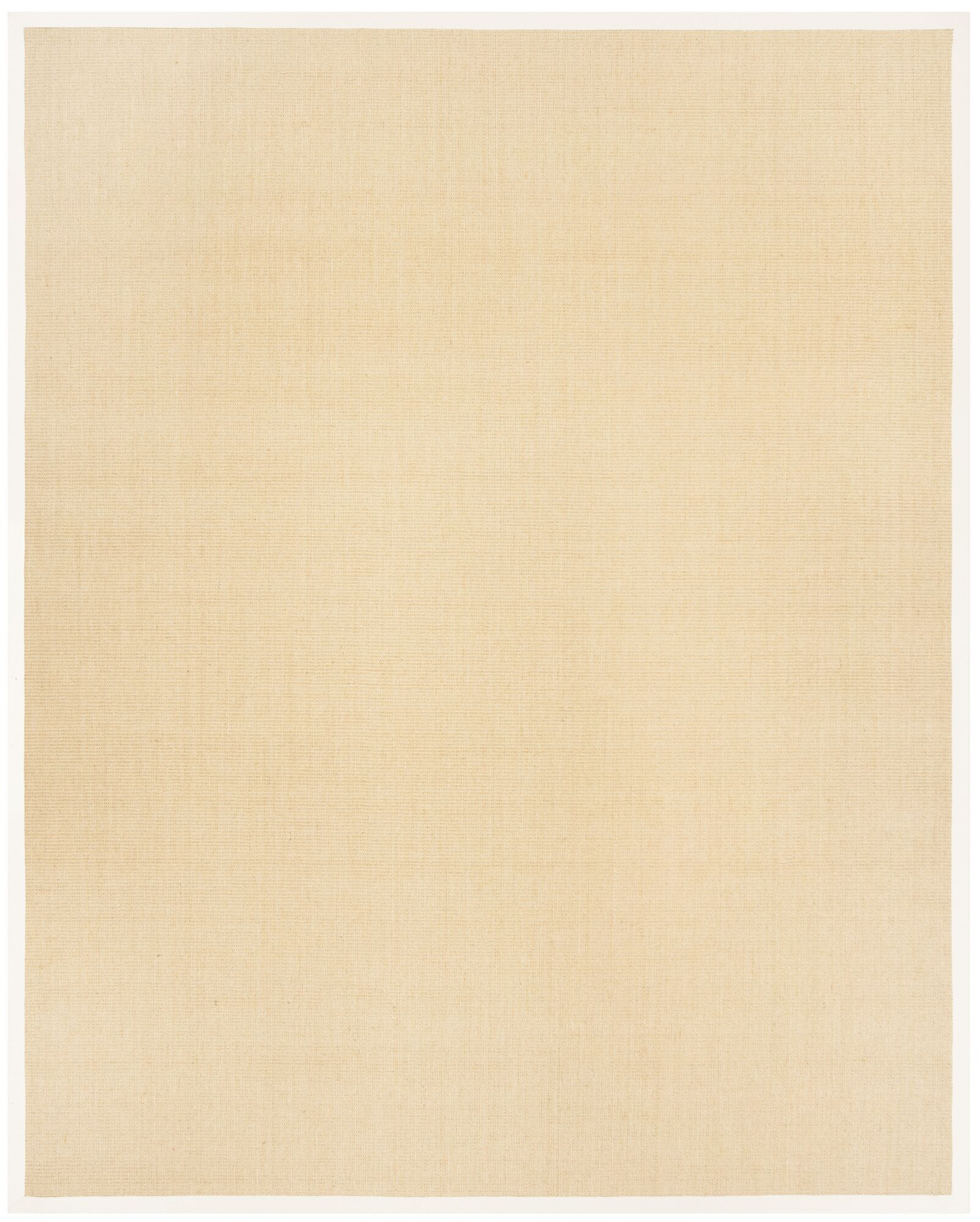Boxrah Beige Area Rug Rug Size: Rectangle 8' x 10'
