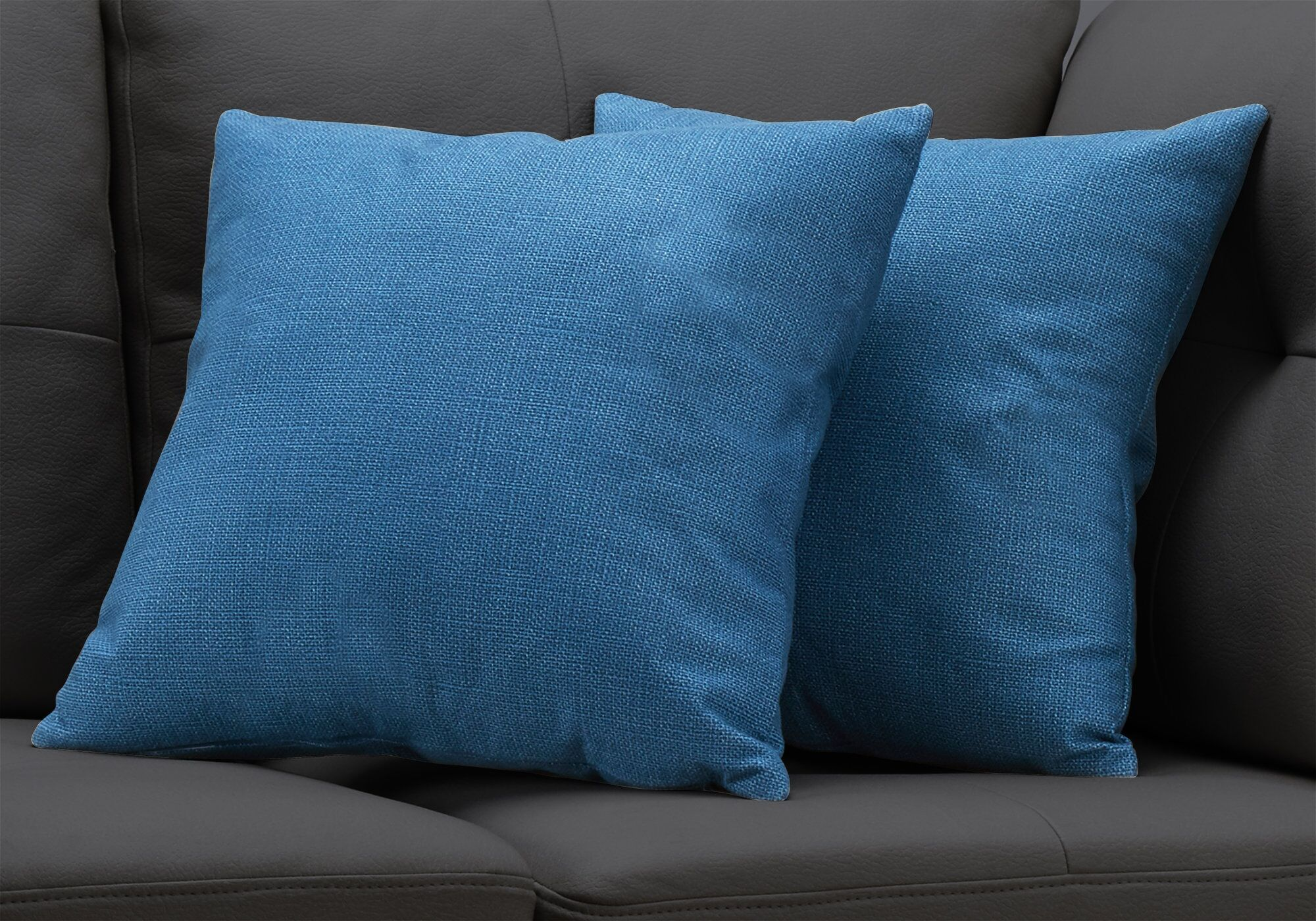 Griffith Throw Pillow Color: Blue