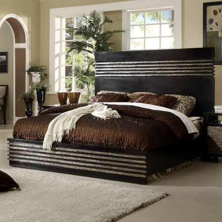 Transitions Panel Bed Size: California King