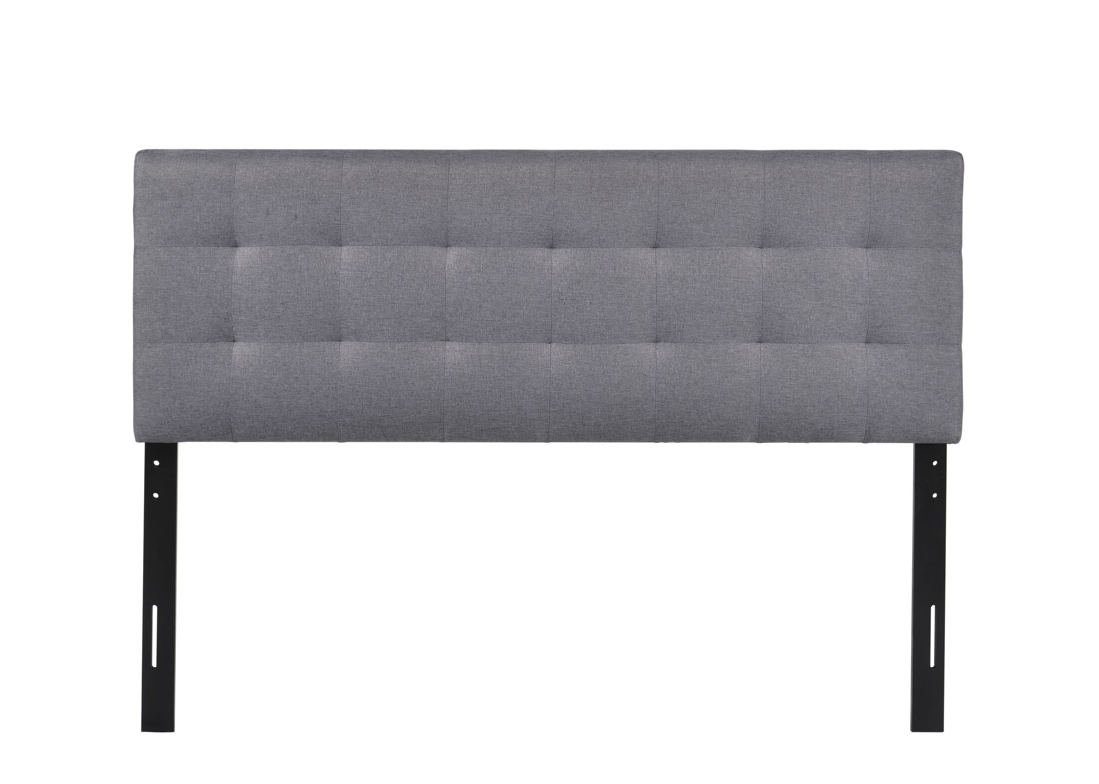Charlemont Square Stitched Queen Upholstered Panel Headboard