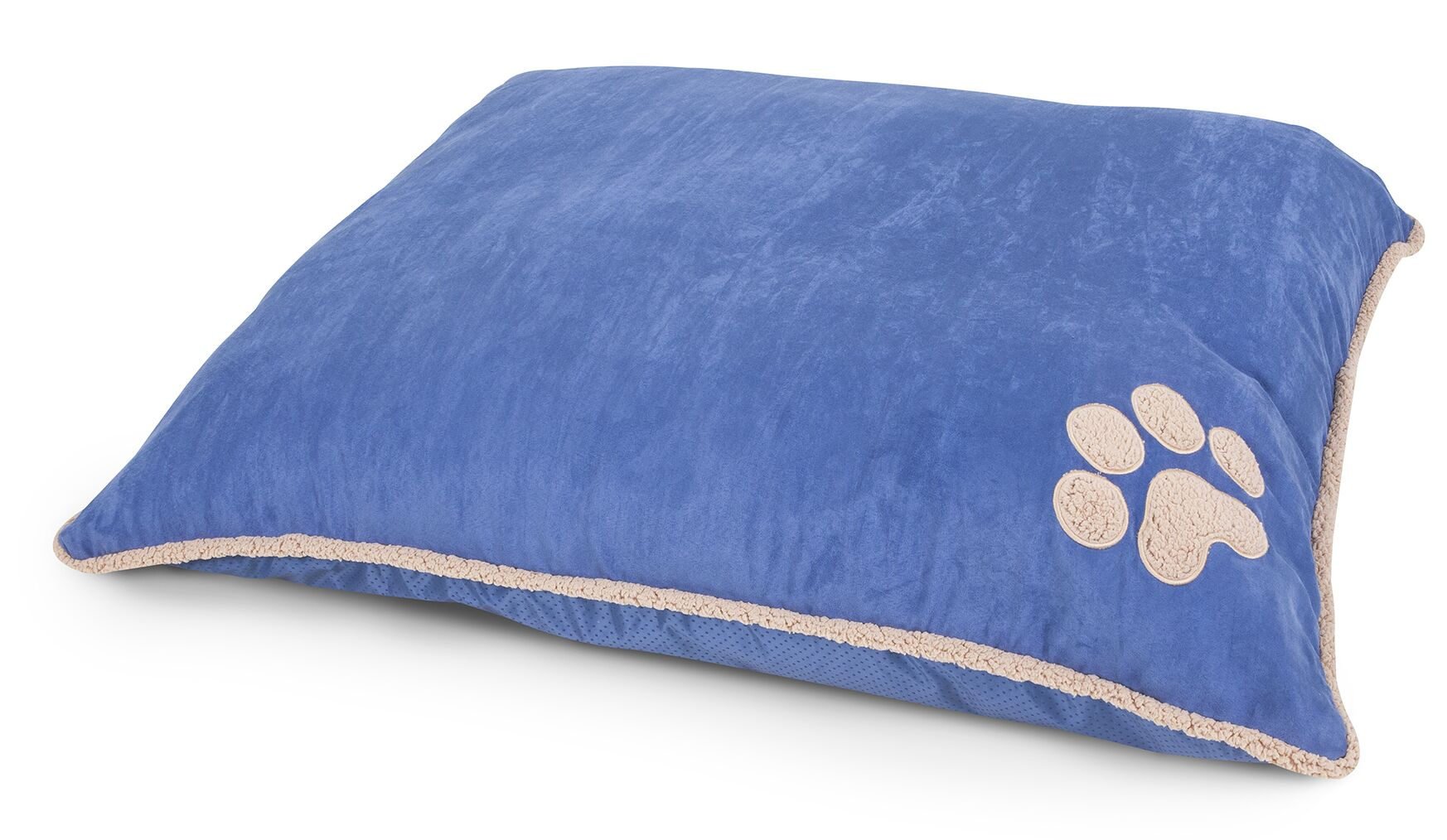 Miko Shearling Knife Edge Pillow Bed Size: 36