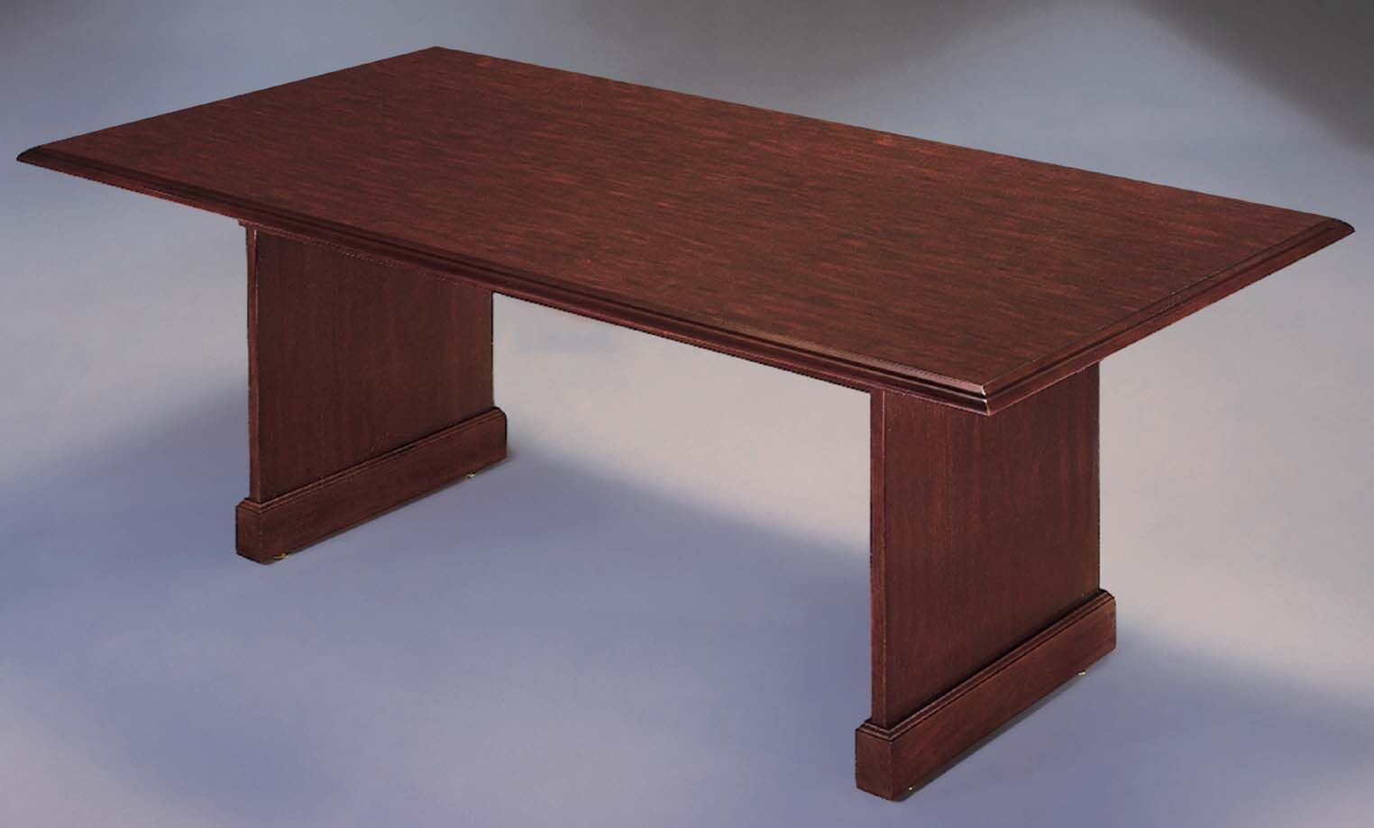 Governor's Rectangular Conference Table Size: 10' L