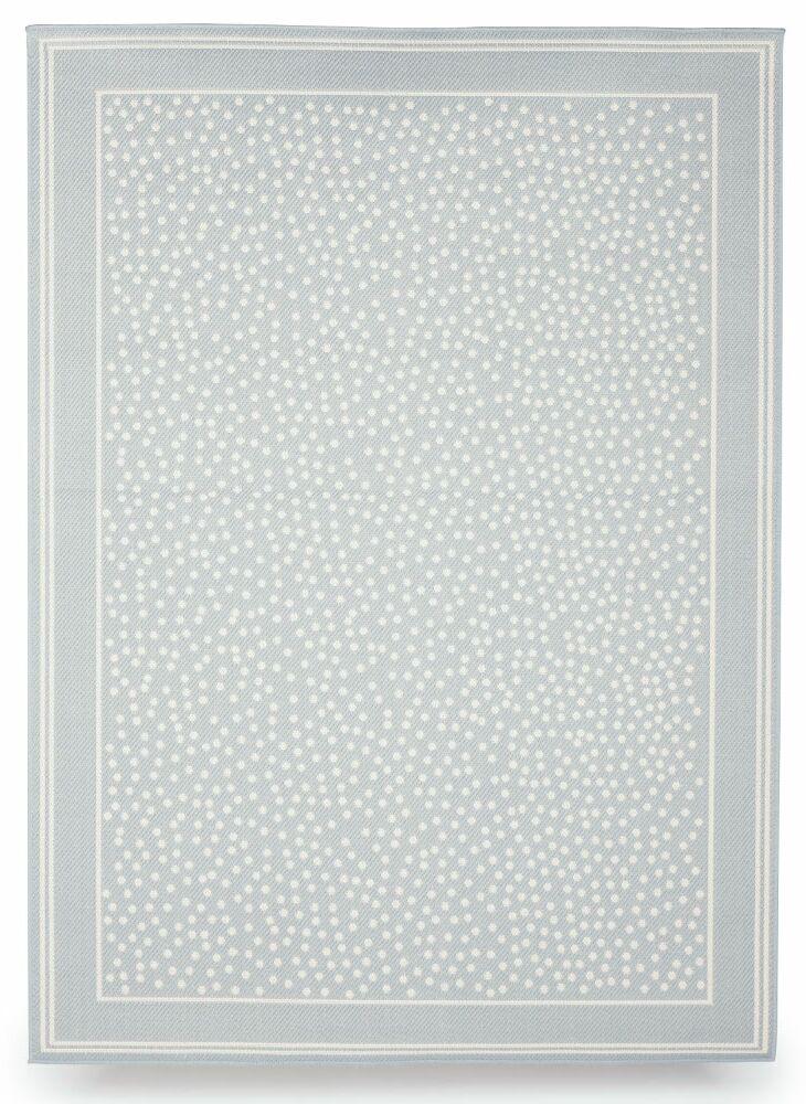 Twilight Slate Gray Indoor/Outdoor Area Rug Rug Size: 5' x 7'